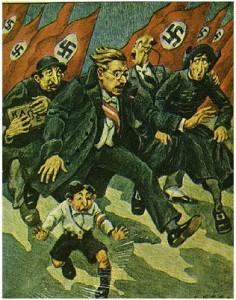 jews flee Nazi Germany